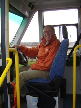 Dennis in DACT Bus