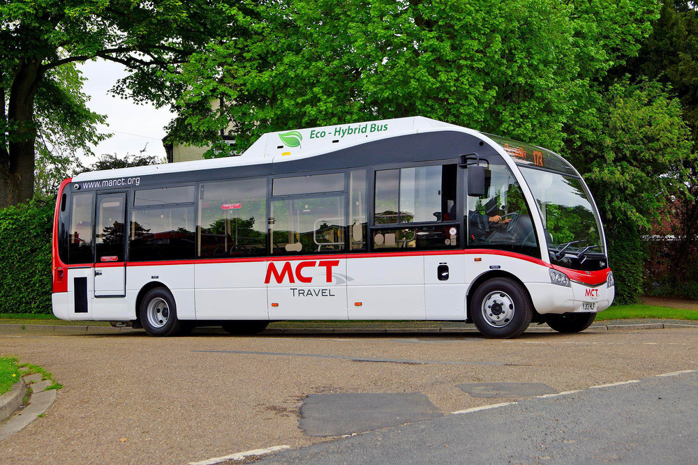 Manchester Community Transport in talks to join HCTGroup